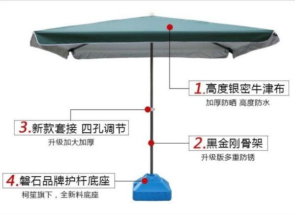 太陽遮陽傘超大型雨傘 免運 吳姍家居館