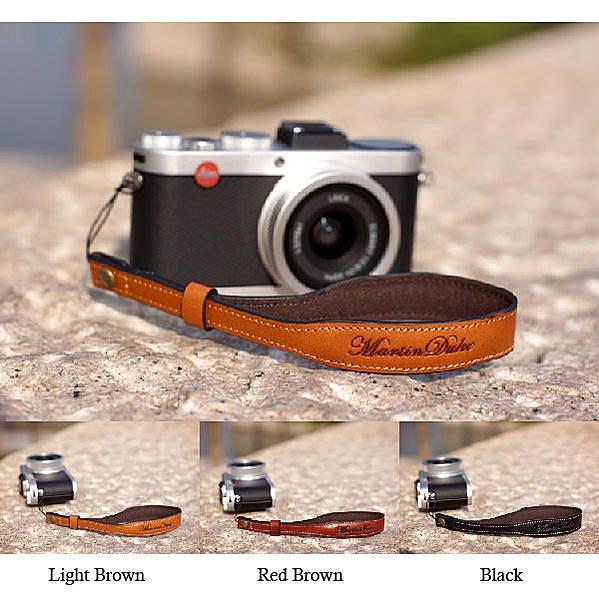 Martin Duke SVEN I 頂級相機手繩 手腕帶-SVEN系列  刻字 客製化 手腕繩