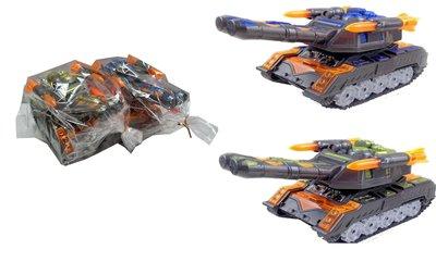 佳佳玩具 ----- 閃光 萬向 電動 坦克 電動玩具車 元宵【CF132431】
