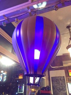 熱氣球 吊燈 燈飾 造型吊燈 台東熱氣球 熱氣球嘉年華 法國製 特殊燈飾 氣氛燈