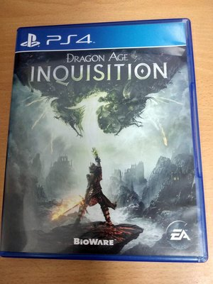 PS4 闇龍紀元 異端審判 英文版 Dragon Age Inquisition 免運