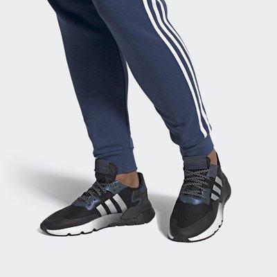 【豬豬老闆】ADIDAS UNITE JOGGER 黑 漸層 休閒 運動 慢跑鞋 男鞋 EF5403