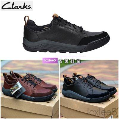 clarks克拉克男鞋新款戶外休閒鞋舒適厚底減震防水潮流低幫運動鞋