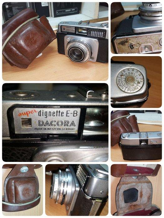 DACORA Kodak Mamiya YASHICA 膠卷像機 底片相機 古董相機 收藏 報帳繳回 珍藏 鴻J