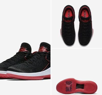 全新正品 Nike Air Jordan 32 Low Banned AH3347-001 32代 低筒