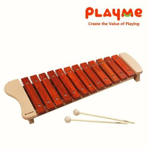 二手Playme 實木木琴 12音