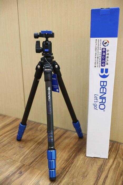 【日產旗艦】BENRO 百諾 TSL08CN00 最高146cm 碳纖維三腳架 送手機夾 勝興公司貨 類似 c15i