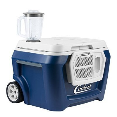 Coolest Cooler多功能行動保冷箱 露營戶外多功能攜帶式冰櫃冰桶 超酷野外必備