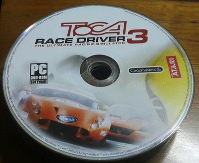 PC GAME_Race Driver 3 極速房車賽 3 ~二手