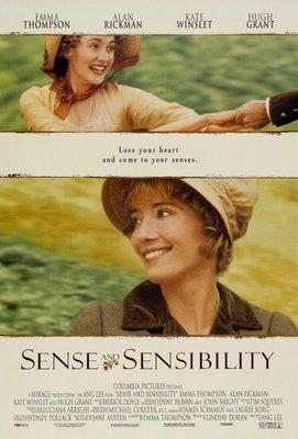 理性與感性-Sense And Sensibility (1995)原版電影海報
