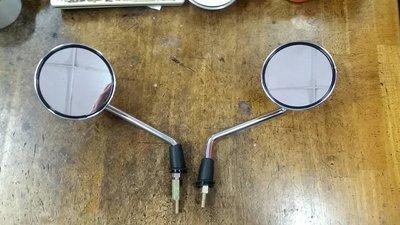 KYMCO 光陽 LIKE125 原廠型 後照鏡組(車鏡組) 10mm 正正牙