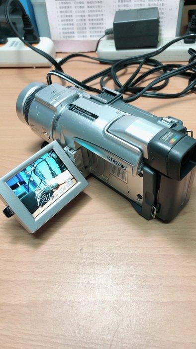 SONY-DCR-60V PC101 PC105(含電池一顆) 功能正常 $1800 昇46