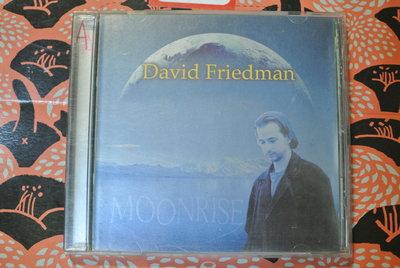 CD ~ DAVID FRIEDMAN MOONRISE ~ 1997 PASSAGE JCD 02023