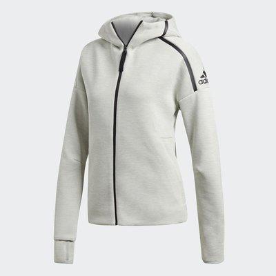 【Footwear Corner 鞋角 】Adidas Z.N.E. Hoodle Grey 3.0 連帽外套