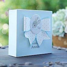 安妮兔蝴蝶結包裝盒❤️ 糖果盒 巧克力盒 馬卡龍 餅乾盒 包裝盒 禮物盒 烘焙 紙盒 蛋糕盒 彼得兔  安妮兔包裝盒