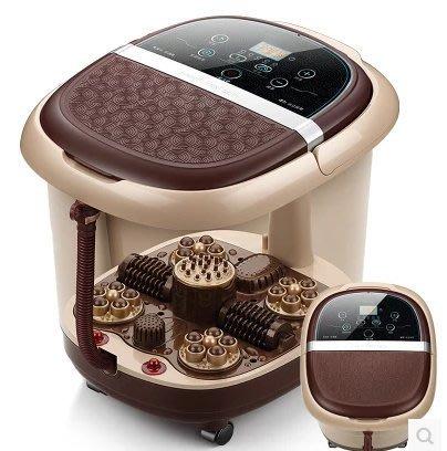 [優品購生活館]泡腳機全自動足浴盆深桶足浴器家用電動加熱洗腳盆足療按摩(免運費))