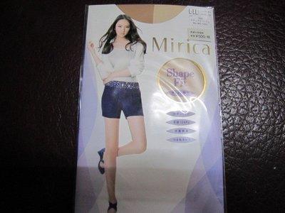 日本 GUNZE 郡是 Mirica Shape Fit 褲襪 L-LL 155-170cm 色389 f