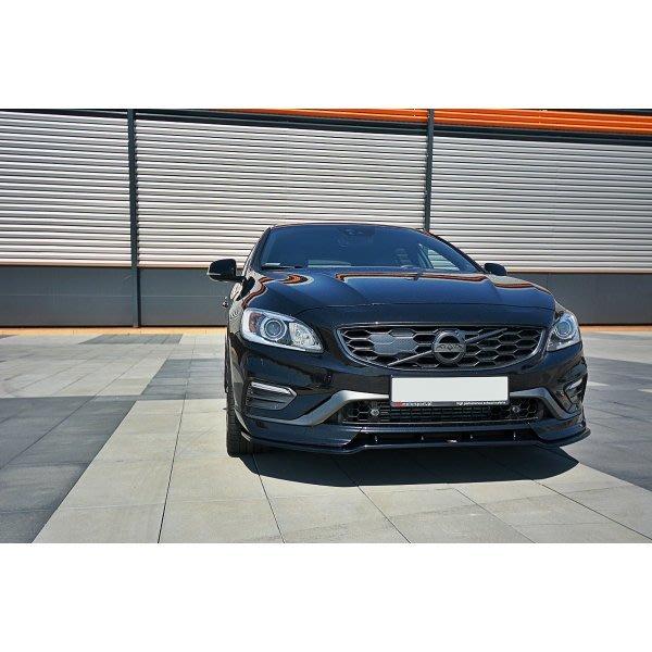 波蘭 Maxton Design 下擾流 側擾流 後擾流 定風翼 尾翼 下包 大包 Volvo 全車系 專車 專用
