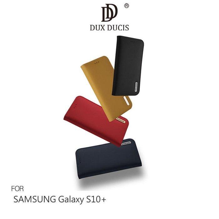 *phone寶*DUX DUCIS SAMSUNG S10+ /S10 /S10e 真皮皮套 可插卡 可站立 保護套