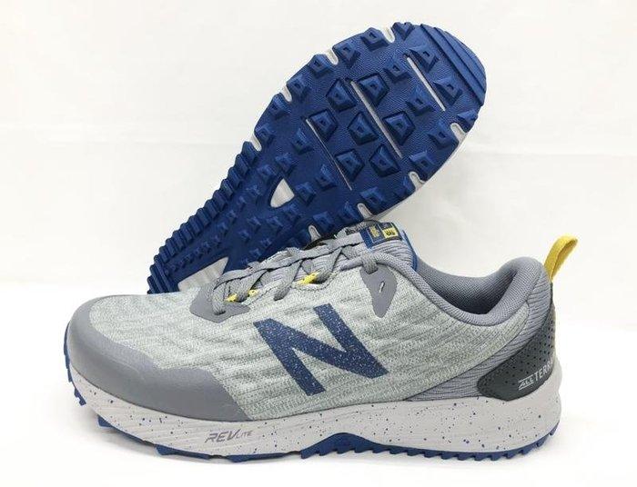 宏亮 含發票 NEW BALANCE 慢跑鞋 NB 尺寸8~13 4E寬楦 男 MTNTRLN3
