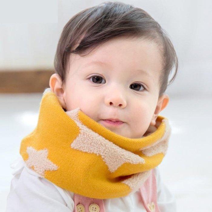 嬰兒圍脖6-12個月冬男女寶寶圍脖1-2-3-4歲兒童圍巾韓版秋冬