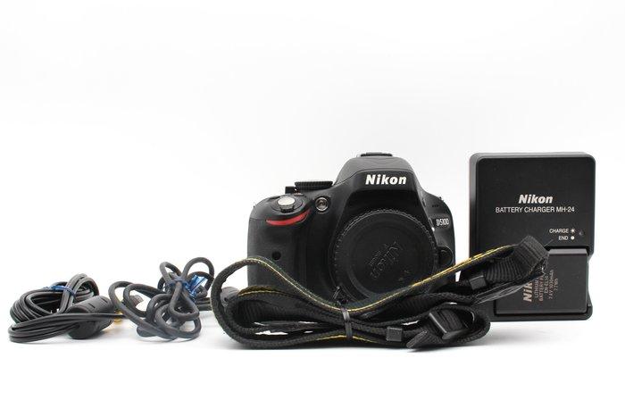 【橙市3C】NIKON D5100 單機身 APS-C 快門次數6300 二手單眼相機 #28842
