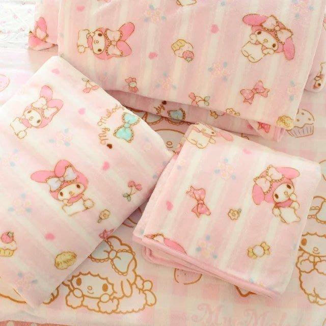 BonnieBaby*Shop 1231蛋糕糖果美樂蒂空調毯 (2*2米毯子) 預購商品
