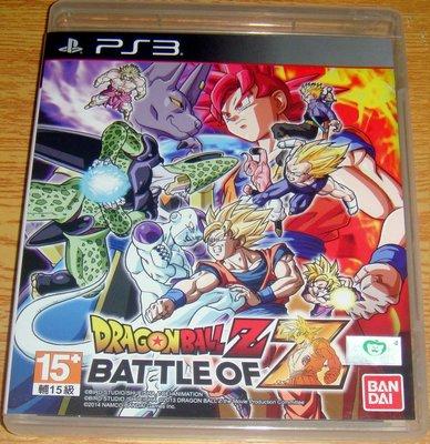七龍珠Z BATTLE OF Z 日文版