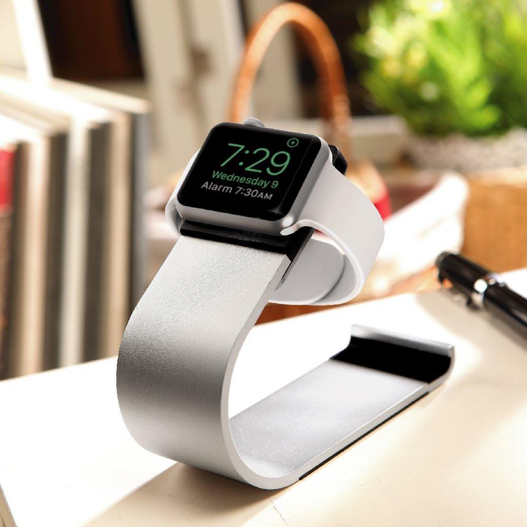[ifostore]apple watch專用鋁合金 充電底座 智慧手錶 iwatch 42mm 38mm