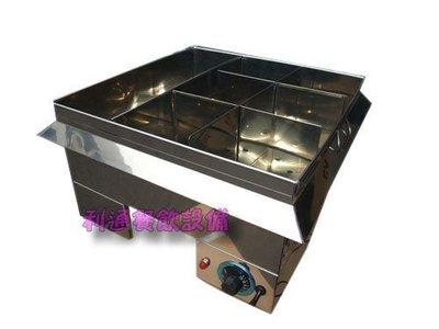 《利通餐飲設備》關東煮桶(插電式) 黑輪桶 關東煮台 關東煮筒 保溫台不鏽鋼桶