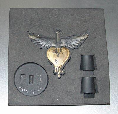 Bon Jovi 邦喬維 精選 終極收藏  全球限量USB版  兩套一起標