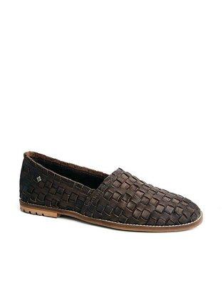 英國 Feud 9.5成新  休閒鞋 牛津鞋 皮鞋 雷根鞋 皮革編織 帆船鞋 時尚 質感 百搭 潮男 紳士
