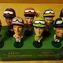 香港賽馬會知名騎師擺設紀念品 (罕有)