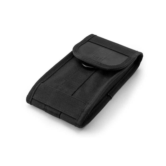 { POISON } CHROME LARGE PHONE POUCH (大) 多用途雙夾層手機包腰掛包 可接背帶