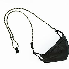 【Matchwood直營】 Matchwood Mask Sling 口罩掛繩 太陽眼鏡防丟鍊掛頸繩 軍綠款