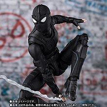 全新 日版 魂限 啡盒 Bandai SHF Marvel Avengers Spider-man Stealth Suit Spiderman