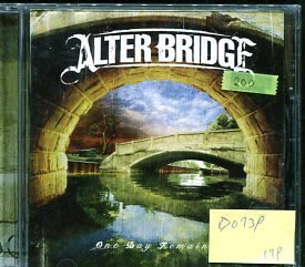 *愛樂二館* ALTER BRIDGE / ONE DAY REMAIN 二手 D0739