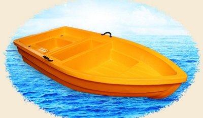 PE雙層 塑膠船 釣魚船 快艇 帶活水艙