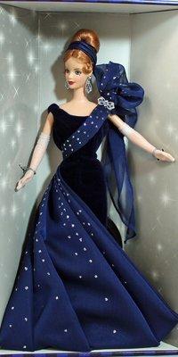 Barbie embassy Waltz 1998 華爾茲 晚宴 珍藏版芭比娃娃