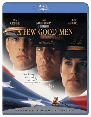 BD 全新美版【軍官與魔鬼】【A Few Good Men】Blu-ray 藍光 湯姆克魯斯