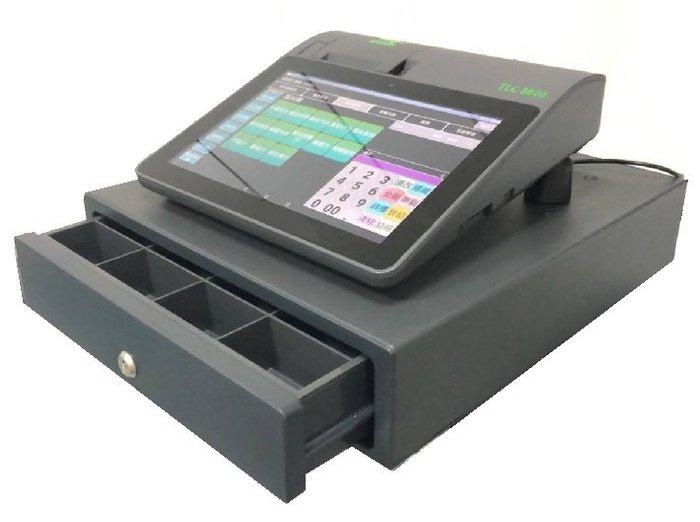永綻*CLOVER TLC8800 電子發票收銀機 發票機 發票/收據/備餐/出單模式可做切換 輕巧POS機 不佔空間