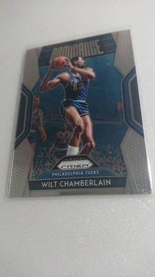 傳奇球星WILT CHAMBERLAIN精美特卡一張~25元起標
