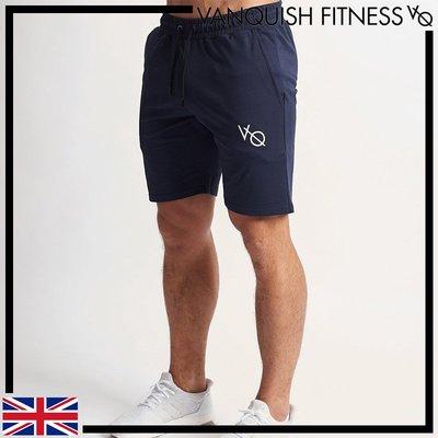►瘋狂金剛◄ 海軍藍 VANQUISH EXODUS SHORTS 運動短褲 運動 健身
