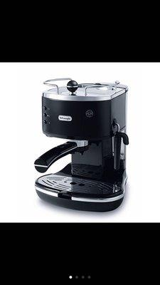 全新 美規 迪朗奇De'Longhi Icona 系列  義式濃縮咖啡機  ECO310/ BK(黑) **免運** 台北市