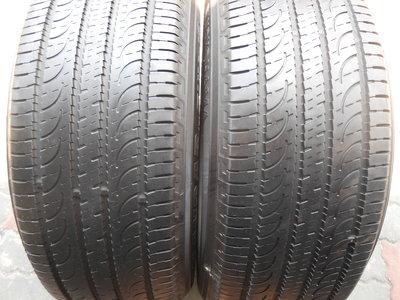 ◎至品中古胎◎優質中古跑胎~235/55/19 橫濱 GO55 SUV 休旅車 專用 ~含安裝.平衡