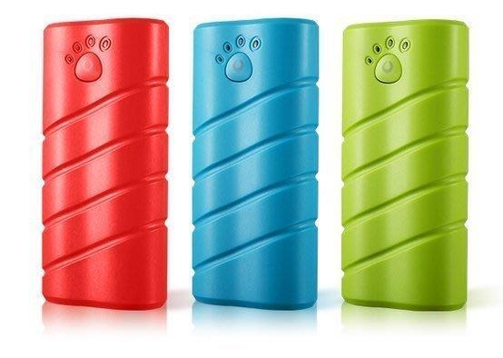 P2 5000mAh毫安培移 動電源 行動電源 小巧型多彩色 充電寶 蘋果 三星通用 #889