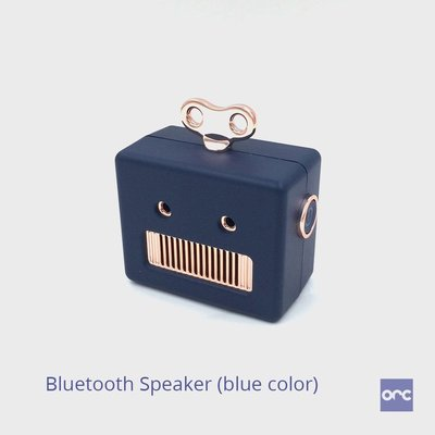 藍牙音箱 (Robot Bluetooth Speaker)