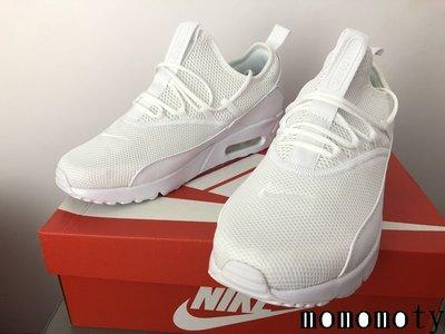 WMNS NIKE AIR MAX 90 EZ 白色 全白 氣墊 復古休閒 慢跑鞋 AO1520-100 請先詢問庫存