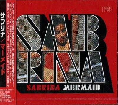 K - Sabrina - Mermaid - 日版 Japan ONLY - NEW