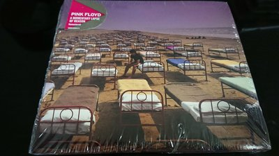 pink floyd A momentary lapse of reason 經典搖滾名盤